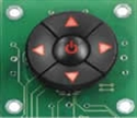 LED Navigation Cap Switch WB 5D001 Series