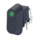 Picture of LED Rocker Switch WB RC001L Series