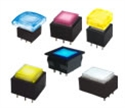 Picture of LED Pushbutton Switch WB L Series