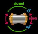 双向倾斜传感器 SignalQuest SQSEN815B