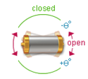 Bi-directional Tilt Sensor SignalQuest SQSEN815B