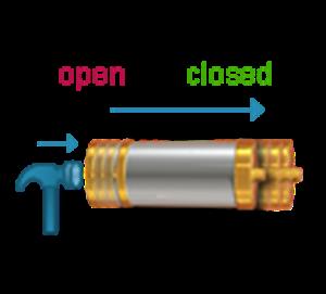 Axial Shock & Acceleration Sensor SignalQuest SQASC