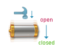 Radial Shock & Acceleration Sensor SignalQuest SQASE