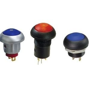 Picture of LED Pushbutton Switch DIP ZPA Series