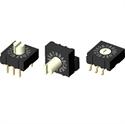 Rotary Switch DIP RH,RV,RM,RS Series
