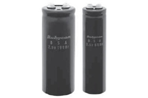 Picture of Electric Double Layer Capacitor Rubycon DSA Series
