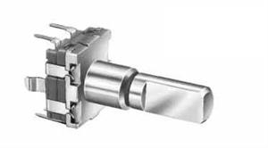 11mm Metal Shaft Rotary Encoder ALPHA RE11RF Series|Illuminated