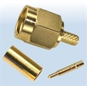 SMA Crimp Plugs ,Gigatronix MA150174C01